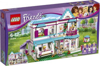 LEGO® Friends Stephanie's House-41314