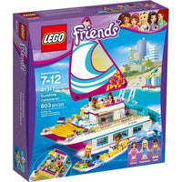 LEGO® Friends Sunshine Catamaran-41317