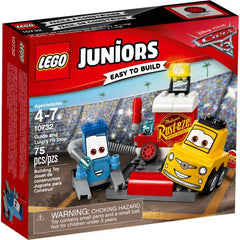 lego lego LEGO® Juniors Guido and Luigi's Pit Stop-10732