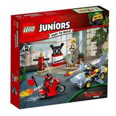 lego lego LEGO®Juniors Shark Attack-10739