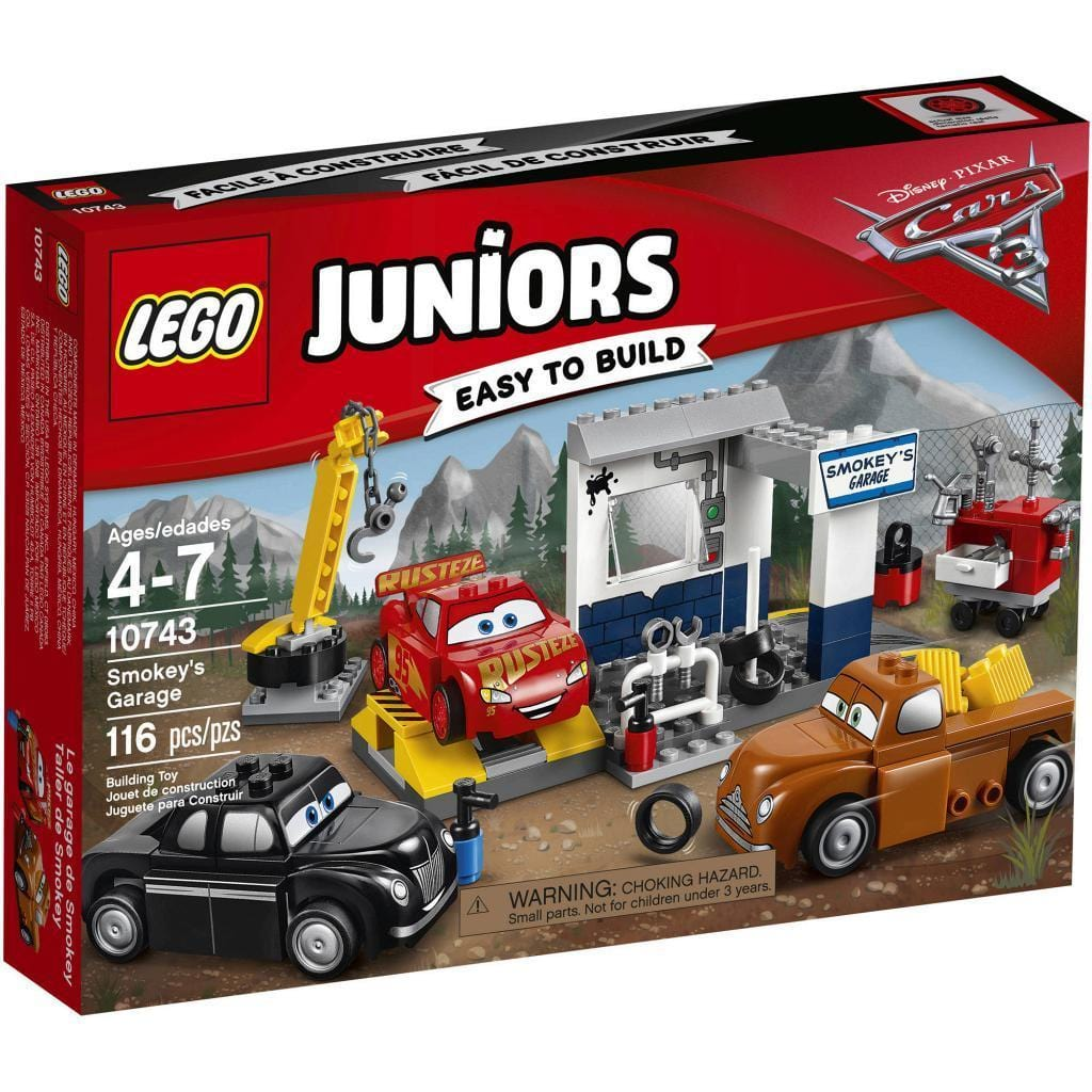 lego lego LEGO® Juniors Smokey's Garage-10743