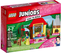 LEGO®Juniors Snow White's Forest Cottage-10738