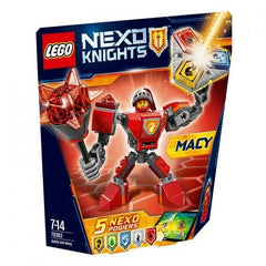 lego lego LEGO® Nexo Knights Battle Suit Macy-70363