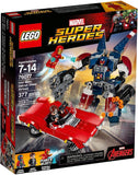 lego lego LEGO®Super Heroes Iron Man: Detroit Steel Strikes-76077