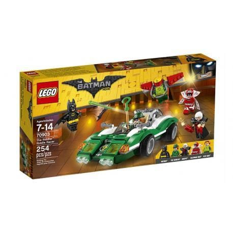 lego lego LEGO®The Batman Movie The Riddler™ Riddle Racer-70903