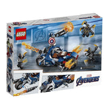 LEGO® Marvel Avengers Captain America: Outriders Attack: 76123 lego