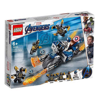 LEGO® Marvel Avengers Captain America: Outriders Attack: 76123