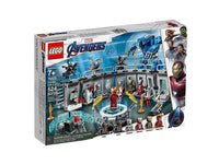 LEGO® Marvel Avengers: Iron Man Hall of Armour: 76125
