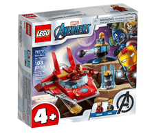 LEGO® Marvel Avengers Iron Man vs Thanos 76170 lego