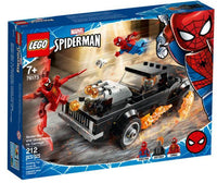 LEGO® Marvel Spider-Man and Ghost Rider vs. Carnage 76173