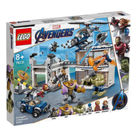 LEGO® Marvel Spider-Man Avengers Compound Battle: 76131