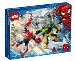 LEGO® Marvel Spider-Man & Doctor Octopus Mech Battle 76198 lego