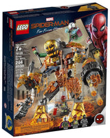 LEGO® Marvel Spider-Man Molten Man Battle: 76128