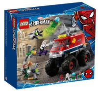 LEGO® Marvel Spider-Man's Monster Truck vs. Mysterio 76174