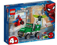 LEGO® Marvel Spider-Man Vulture's Trucker Robbery 76147