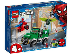 LEGO® Marvel Spider-Man Vulture's Trucker Robbery 76147 lego