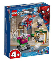 LEGO® Marvel The Menace of Mysterio 76149