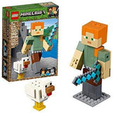 LEGO®Minecraft Minecraft™Alex BigFig with Chicken-21149 Lego