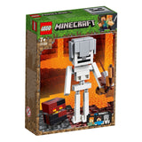 LEGO®Minecraft™ Skeleton BigFig with Magma Cube-21150 Lego