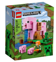 LEGO® Minecraft The Pig House 21170