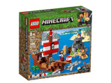 LEGO®Minecraft™The Pirate Ship Adventure-21152 Lego