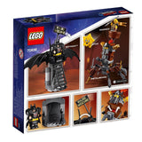 LEGO®Movie Battle-Ready Batman™ and MetalBeard-70836 lego