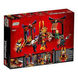 LEGO®Ninjago Throne Room Showdown      -70651 lego