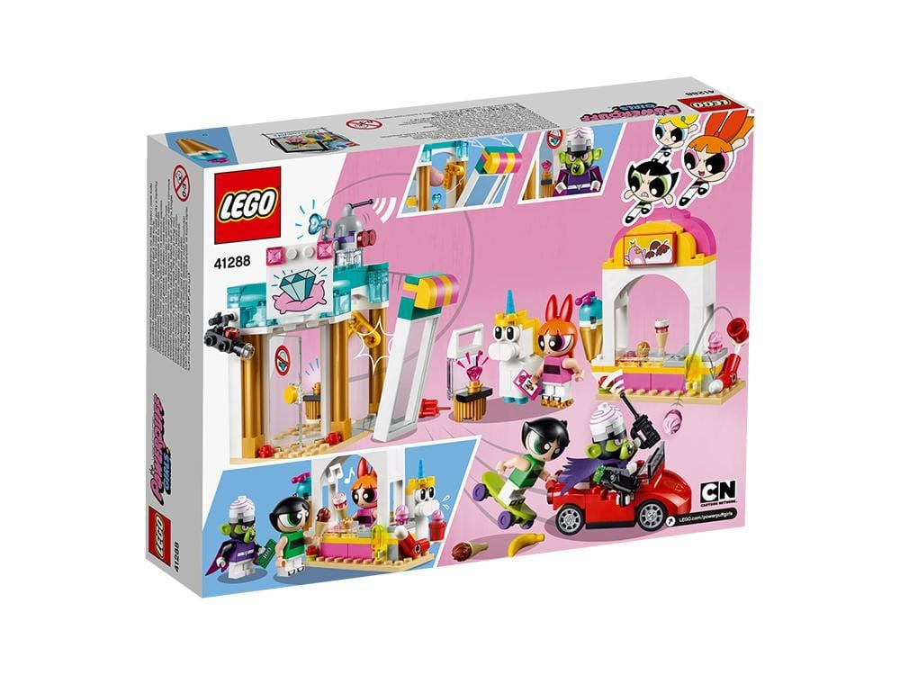 LEGO®PowerPuff Girls-Mojo Jojo Strikes 41288 Lego