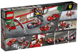 LEGO® Speed Champions Ferrari Ultimate Garage- 75889 lego