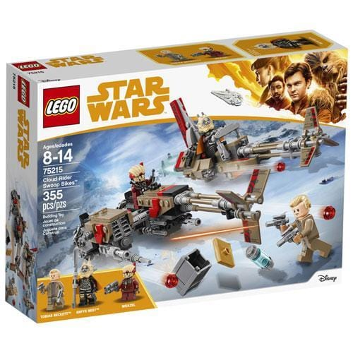 LEGO® Star Wars Cloud-Rider Swoop Bikes™-75215 lego