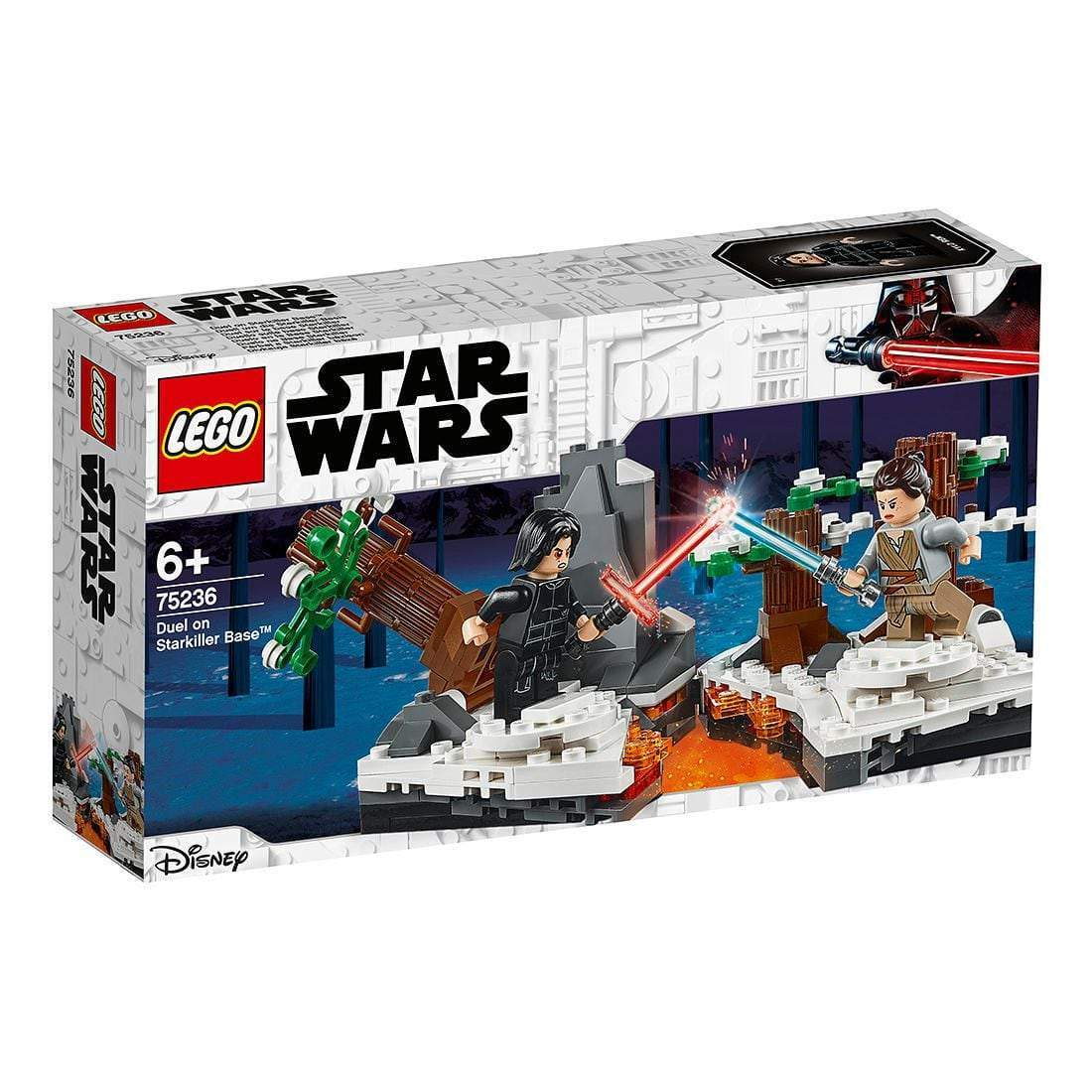 LEGO® Star Wars™Duel on Starkiller Base: 75236 lego