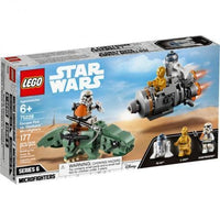 LEGO® Star Wars Escape Pod vs. Dewback™ Microfighters-75228