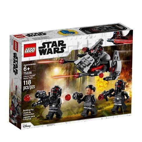 LEGO® Star Wars Inferno Squad™ Battle Pack-75226 lego