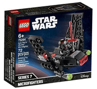 LEGO® Star Wars Kylo Ren's Shuttle Micofighter 75264