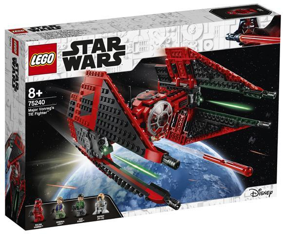 LEGO® Star Wars™Major Vonreg's TIE Fighter™: 75240 lego
