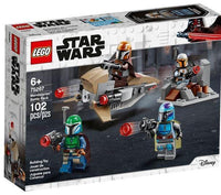 LEGO® Star Wars Mandalorian Battle Pack 75267