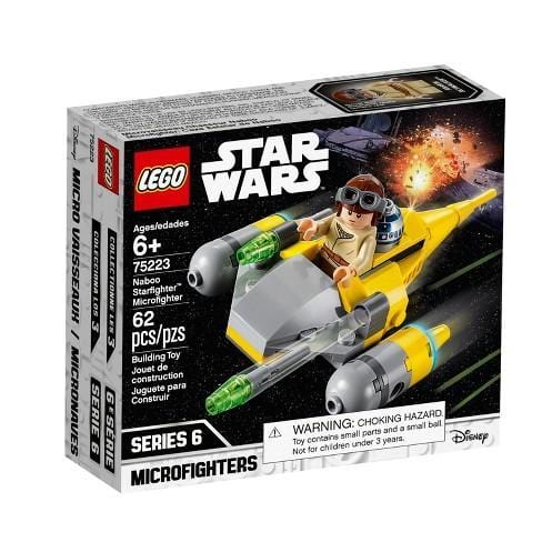 LEGO® Star Wars Naboo Starfighter™ Microfighter-75223 lego