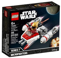LEGO® Star Wars Resistance Y-Wing Microfighter-75263