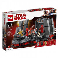 LEGO® Star Wars Snoke's Throne Room-75216