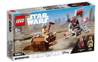 LEGO® Star Wars T-16 Skyhopper vs Bantha Microfighters 75265
