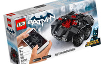 Lego®Super Heroes -App-Controlled Batmobile 76112