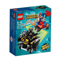 LEGO® Super Heroes Mighty Micros: Batman™ vs. Harley Quinn™-76092