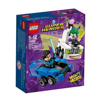 LEGO® Super Heroes Mighty Micros: Nightwing™ vs. The Joker™-76093
