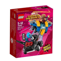 LEGO® Super Heroes Mighty Micros: Star-Lord vs. Nebula-76090