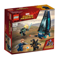 LEGO® Super Heroes Outrider Dropship Attack-76101