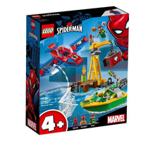 Lego®Super Heroes Spider-Man: Doc Ock Diamond Heist- 76134