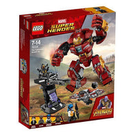 LEGO® Super Heroes The Hulkbuster Smash-Up-76104