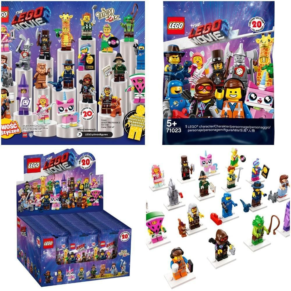 LEGO® THE LEGO® MOVIE 2-71023 lego