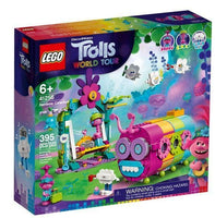 LEGO® Trolls World Tour Rainbow Caterbus 41256
