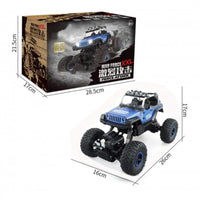 Mad Force XXL Rock Crawler RC